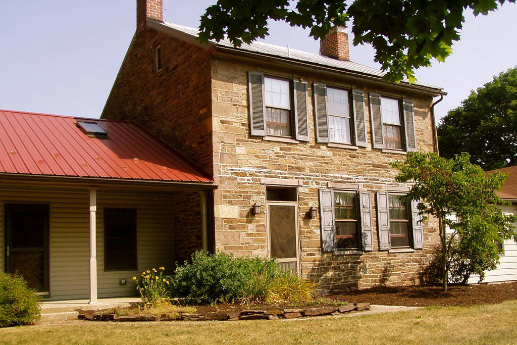 Historic Civil War Farmhouse