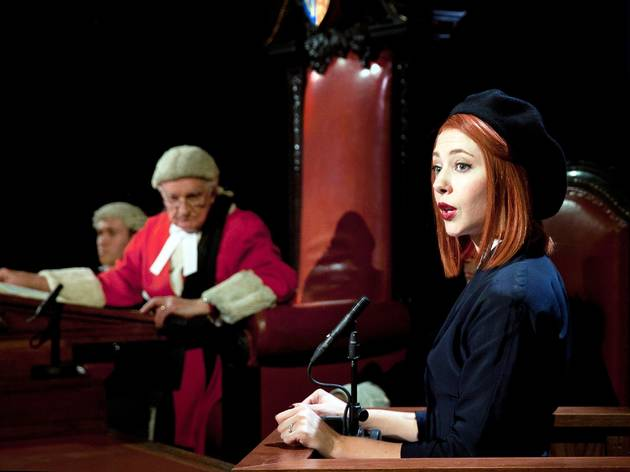 Witness for the Prosecution review | Theatre in London