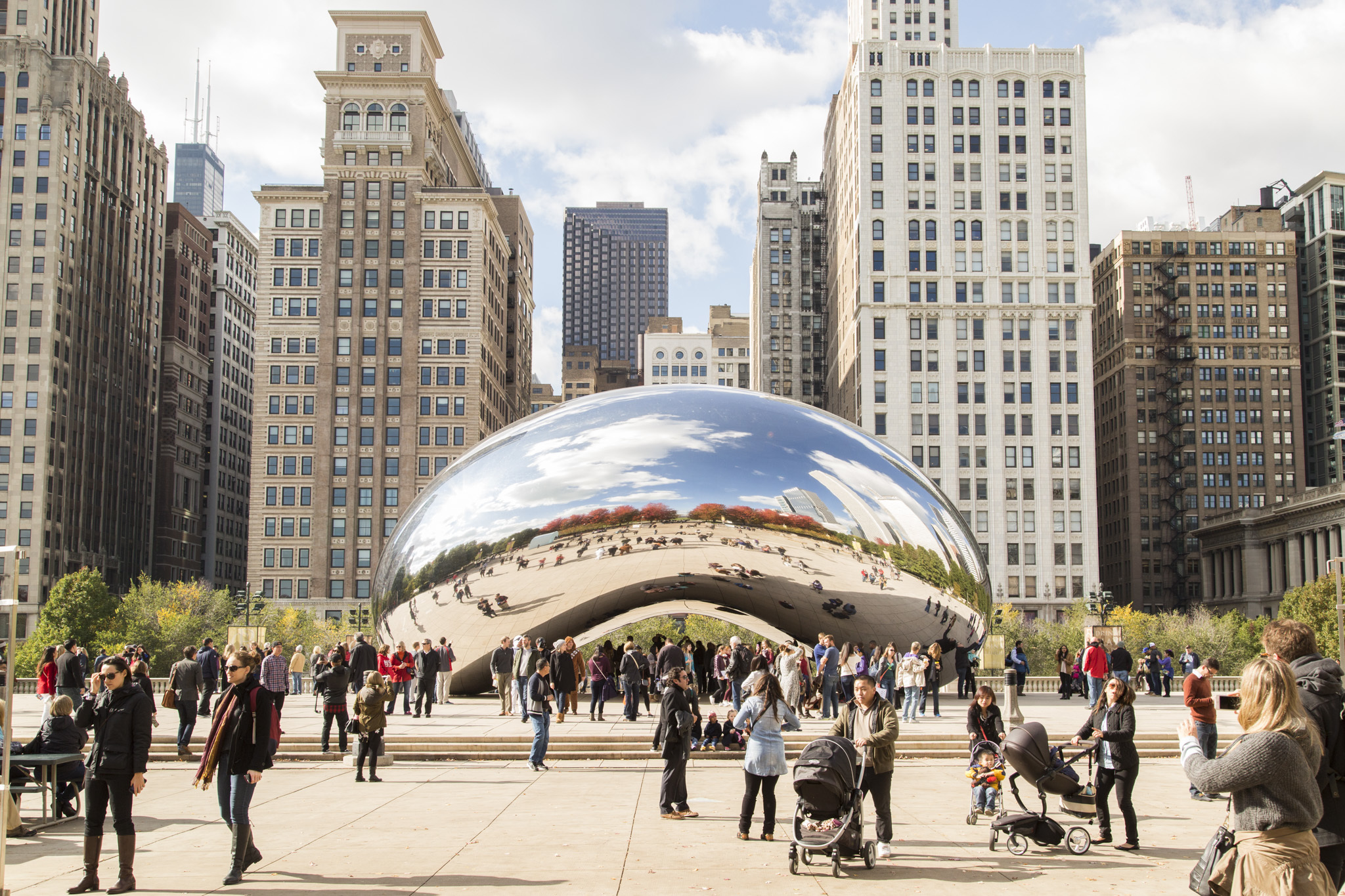 Things to do in November in Chicago