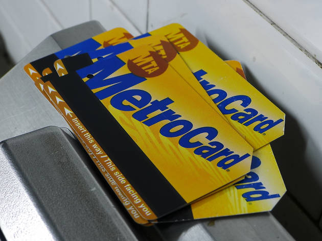 The MTA is getting rid of the MetroCard