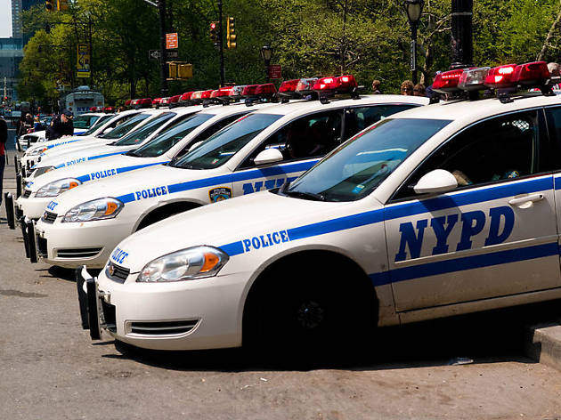 The NYPD is turning one of its precincts into a haunted house