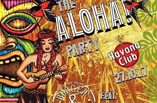 Aloha Party at Burger & Relish