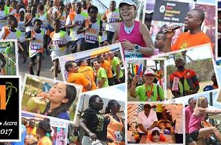 Accra International Marathon 2017