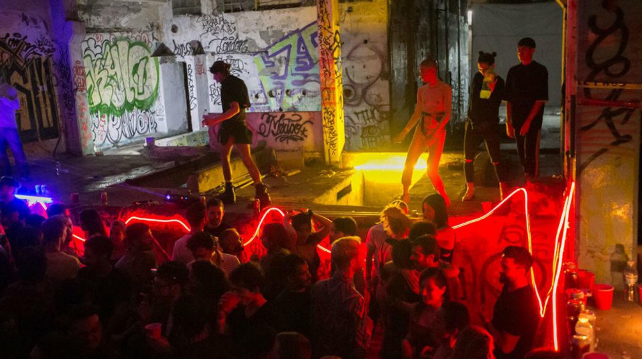 Por Detroit, fiestas itinerantes en la CDMX