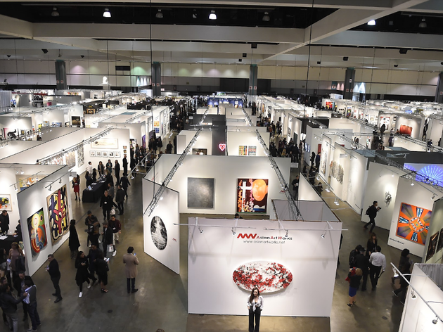 Shows In Los Angeles >> La Art Show Things To Do In Los Angeles