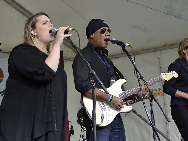 The Deans at Bendigo Blues and Roots Festival