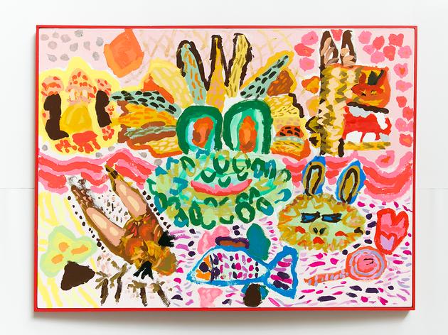 障がい者らによる美術展「Museum of Together」が開催中。個性あふれる作品がずらり