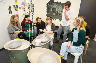 Claymaking class