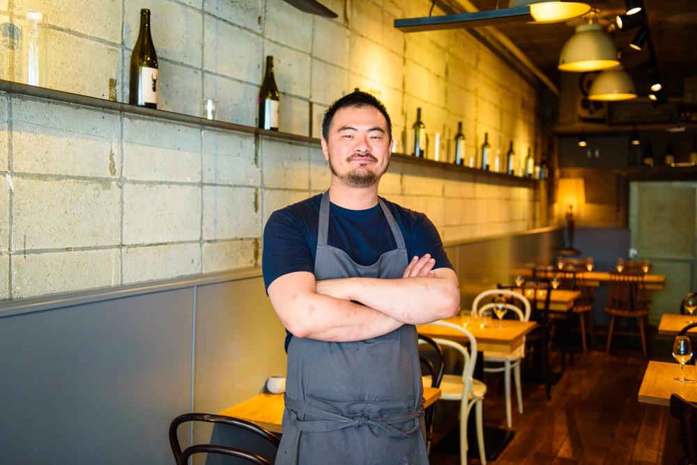 Shusaku Toba at Gris | Time Out Tokyo