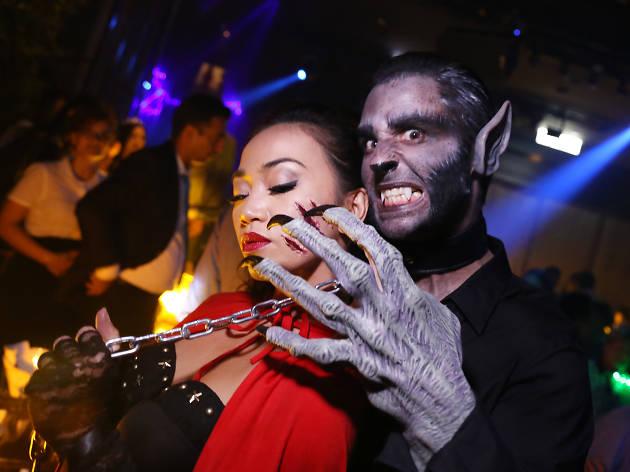 Ce La Vi Halloween