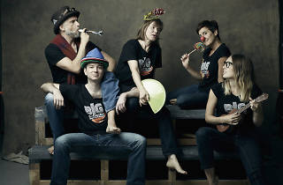 BIG: Barcelona Improv Group