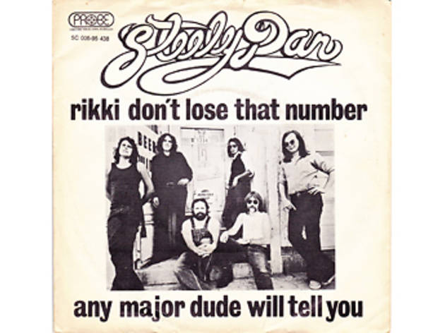 The best Steely Dan songs- Rikki Don't Lose That Number