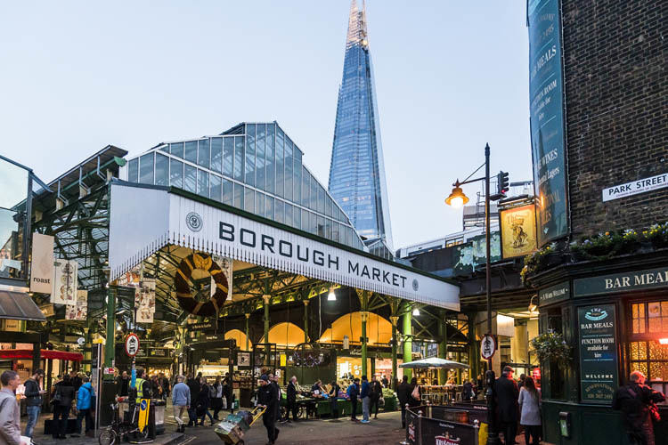 Explore: Borough Market