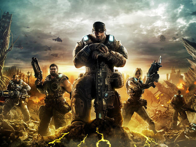 Gears of War en el Pringles Games Celebration