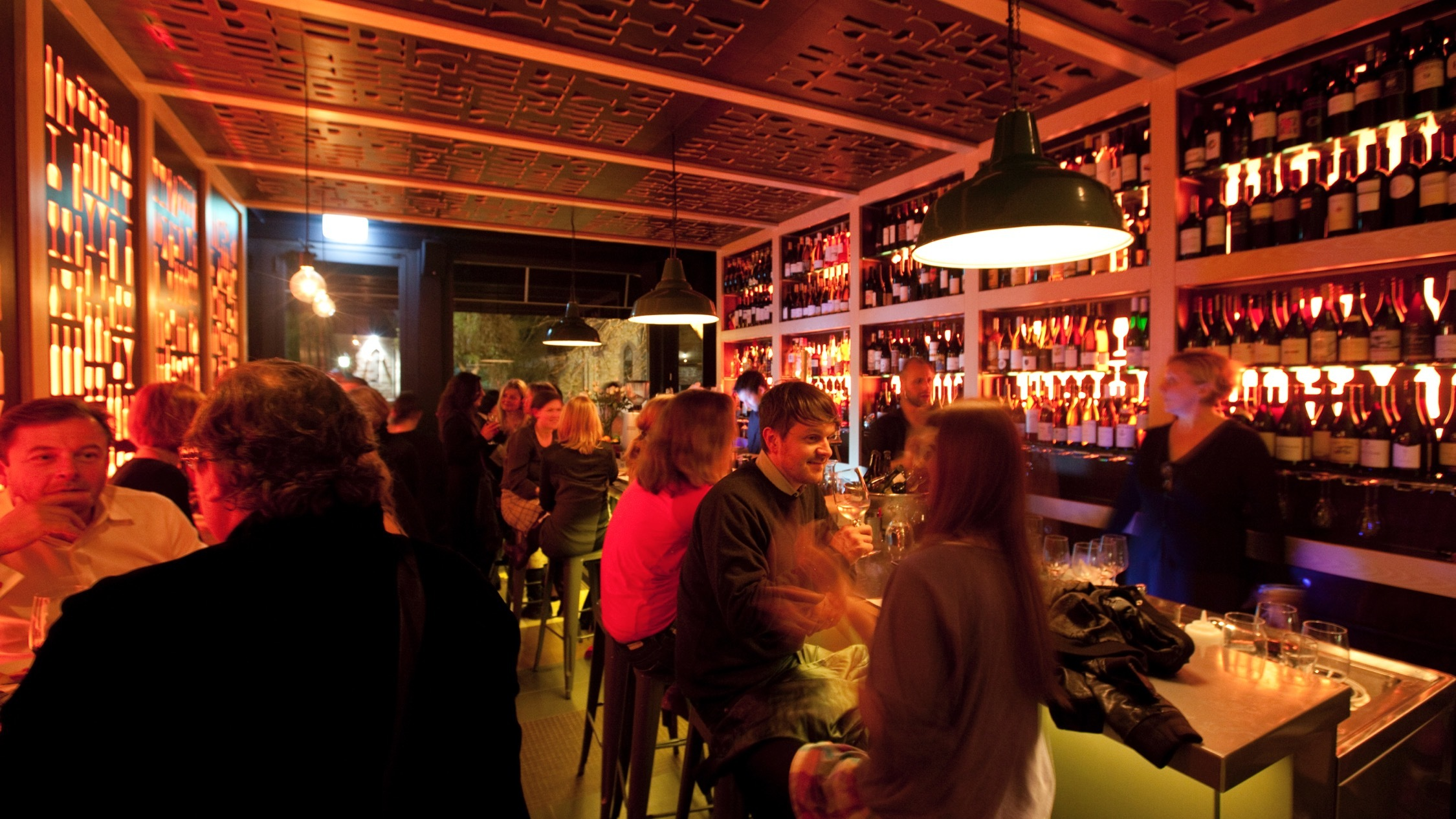 The Wine Library Bars In Woollahra Sydney