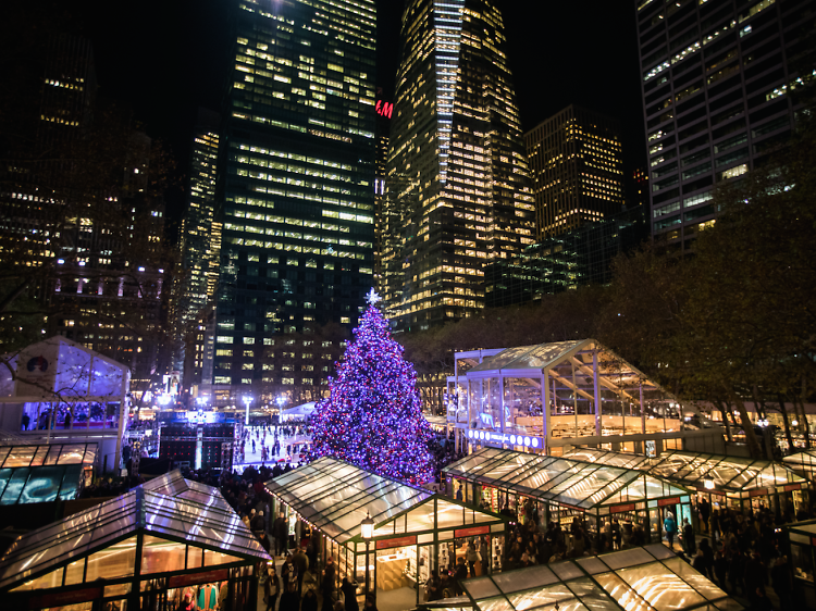 The best Christmas things to do in NYC