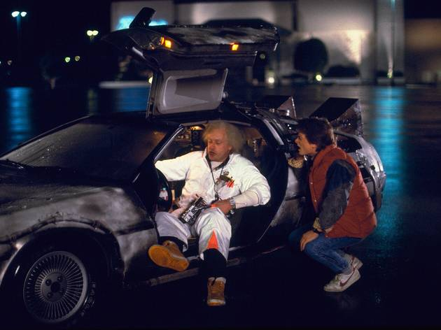 Back to the Future screening