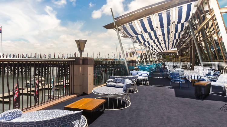 Café del Mar rooftop