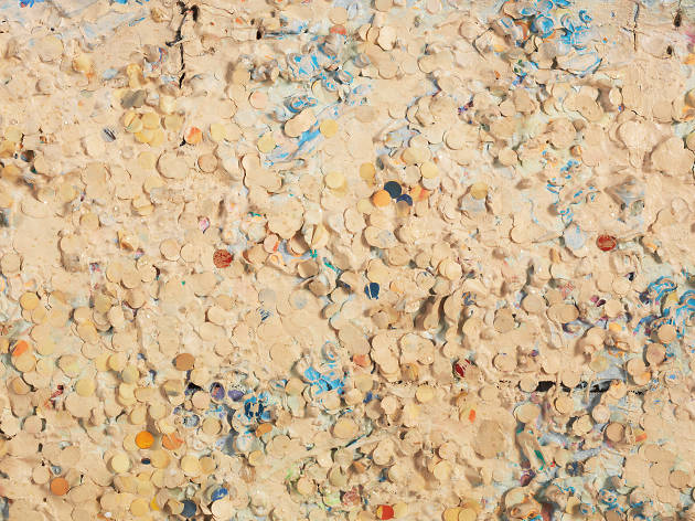 """Howardena Pindell: What Remains To Be Seen"""