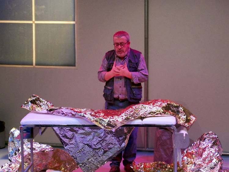 El metge de Lampedusa: millor actor