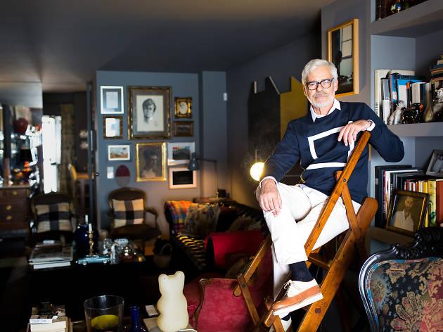 Na casa de... Fernando Marques de Oliveira