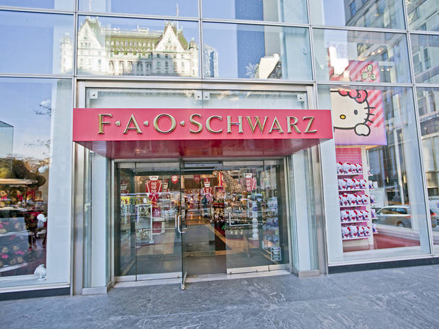 Fao schwarz is back heres the scoop sciox Image collections