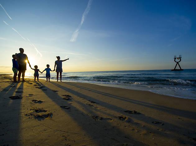 Família platja Torredembarra