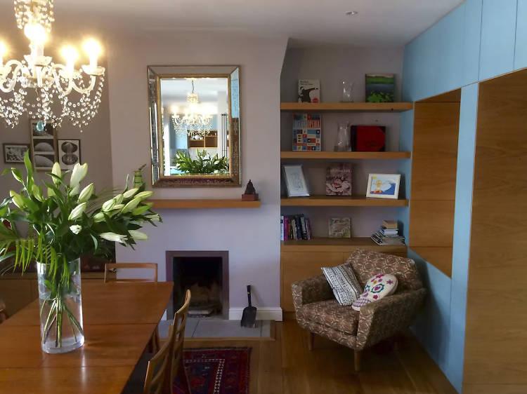 Loft apartment, central Dublin