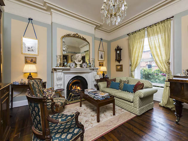 Best Airbnbs Dublin- Charming period house