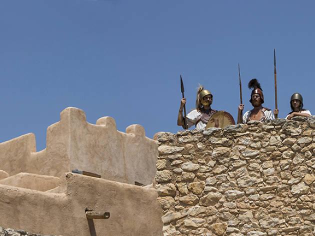 Ciutadella Ibèrica Calafell