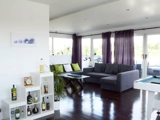 Best Airbnbs Dublin- Luxury penthouse