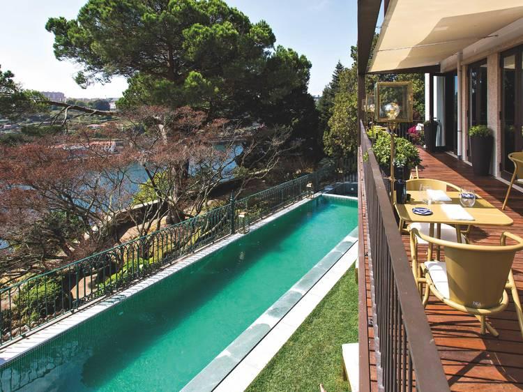 Uma vista para o Douro