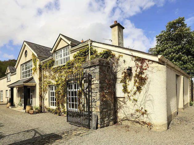 Best Airbnbs Dublin- Eighteenth-century mansion