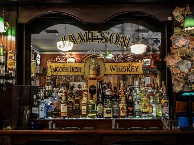 Cinco irish pubs em Lisboa