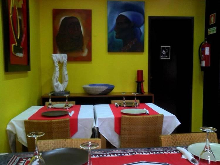 Angola: Casa de Angola