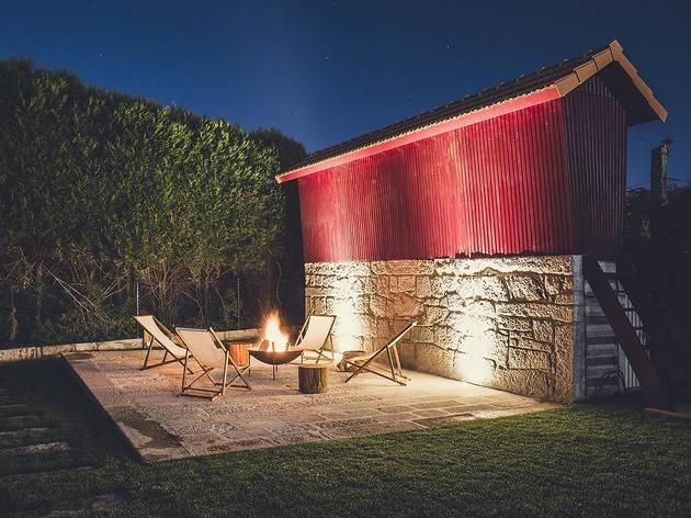 Quintãs Farm Houses