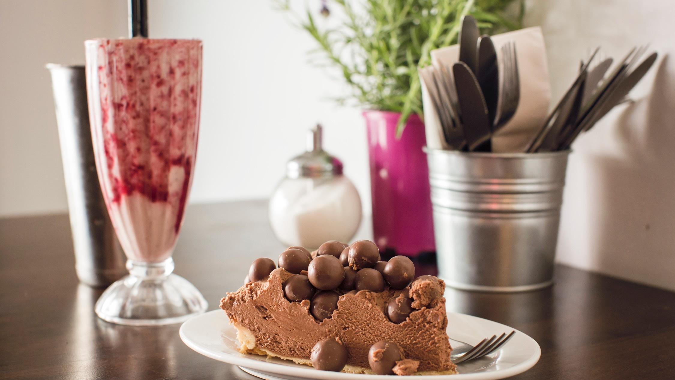 Cake at Milk Bar by Cafe Ish