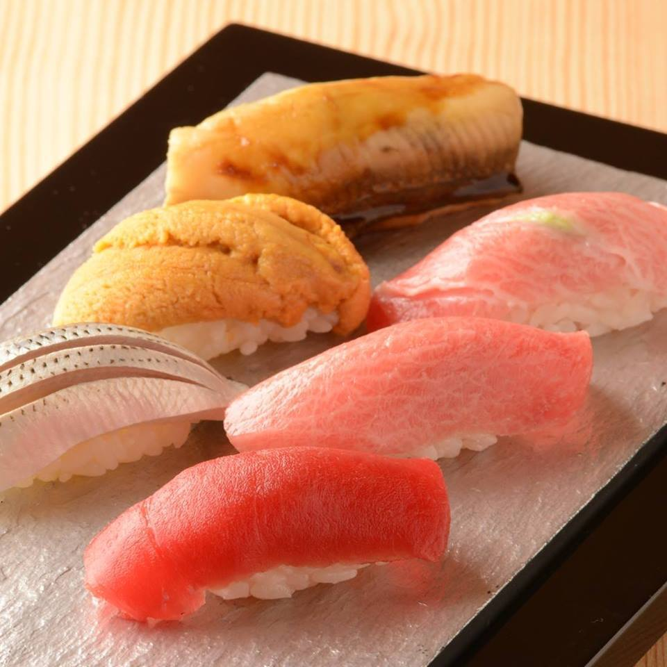 Sushi Wadatsumi