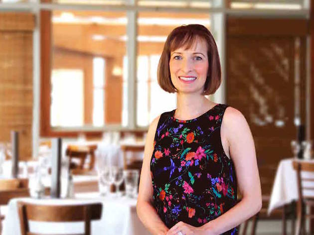 Dessert masterclass with former Michelin inspector Heather Soto