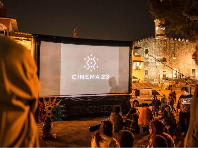 Función al aire libre, Premios Fenix, Cinema 23