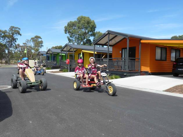 BIG4 Bendigo Park Lane Holiday Park