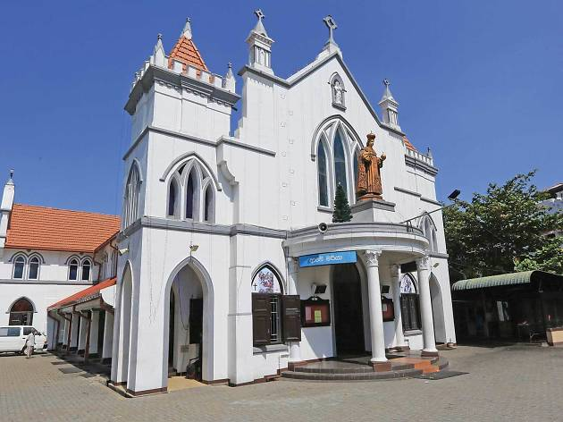 Holy Rosary Infant Jesus Church Attractions In Colombo 2