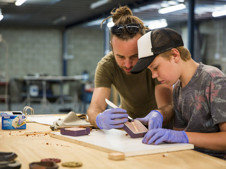 Makerspaces in Sydney