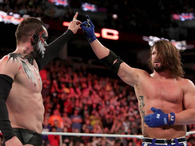 WWE - Live