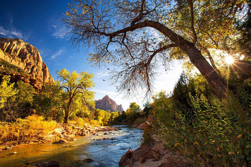 Zion in Utah