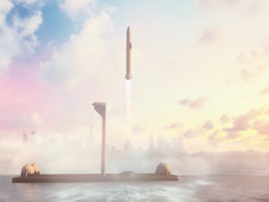 You could soon take a rocket from NYC to London in less than 30 minutes
