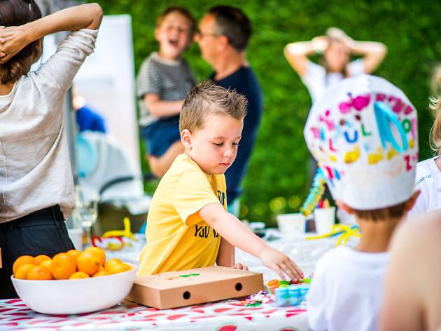 Taste of Melbourne's Family Fun Day