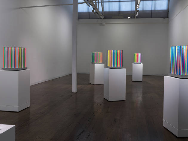Arc One Gallery 2017 installation view 01 feat Nike Savvas 2017 Living on a Promise exhibition photo courtesy of the artist and ARC ONE Gallery photographer credit Andrew Curtis