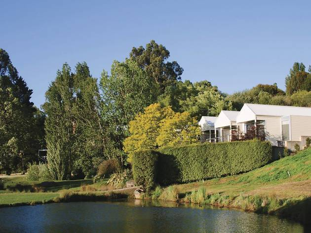 Lake House on Lake Daylesford