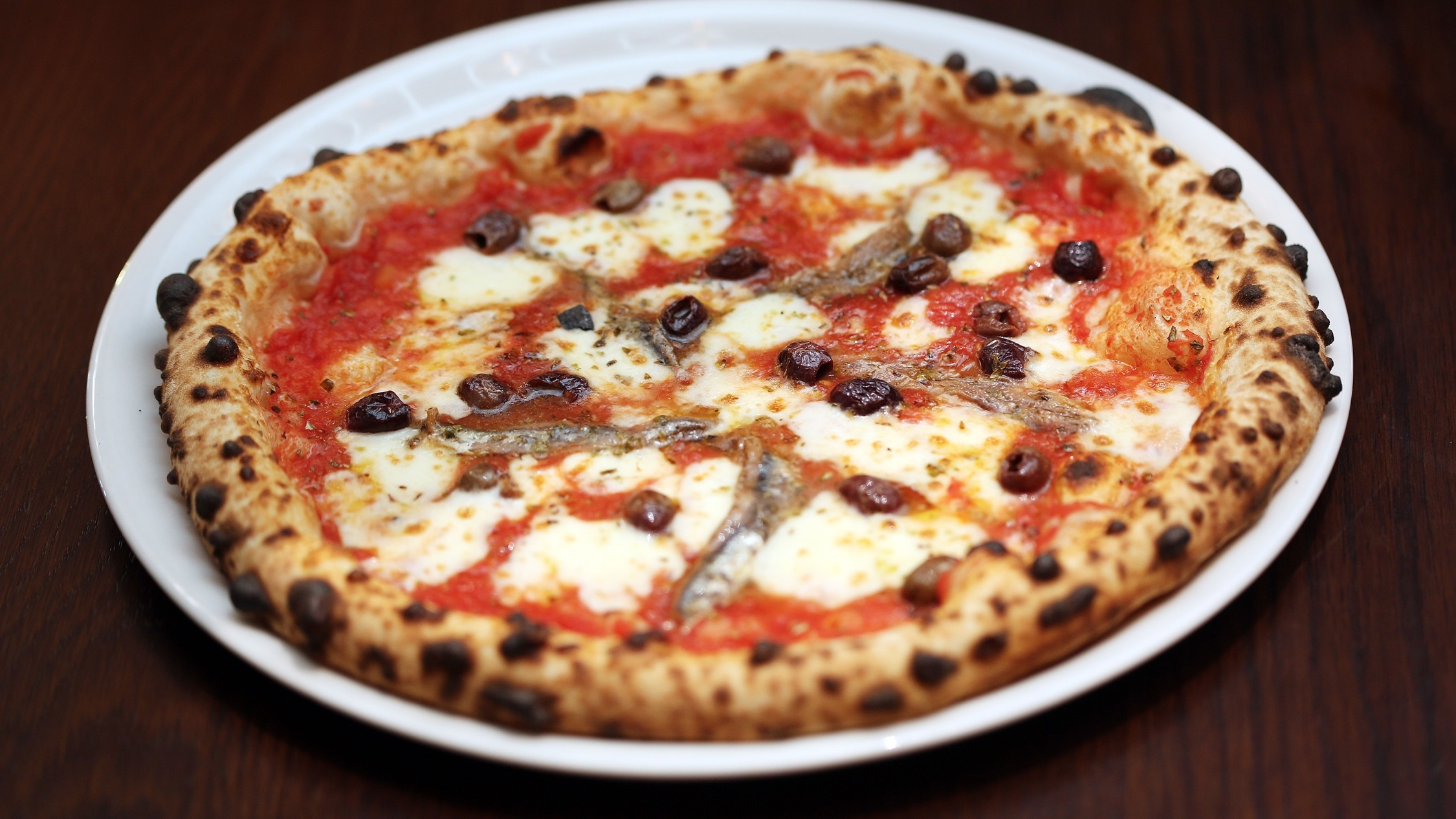 Pizza at 400 Gradi : Crown